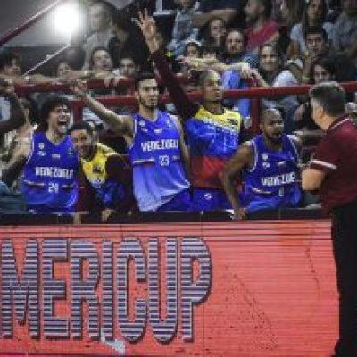 Photo of Venezuela se alzó en el inicio de clasificatorios al AmeriCup 2021