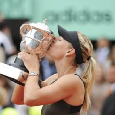Photo of Sharapova anunció su retiro del tenis