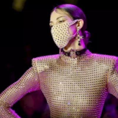 Photo of Tapabocas contra el coronavirus: Una moda insana potenciada por famosos