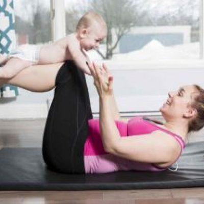 Photo of Tu bebé es el mejor aliado para ponerte en forma tras el embarazo