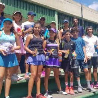 Photo of Finalizó el primer regional de tenis juvenil